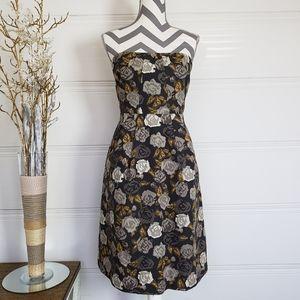 J.Crew Marielle Solstice Floral Dress